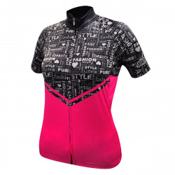 cyclo jersey ETAPE design FLOWER