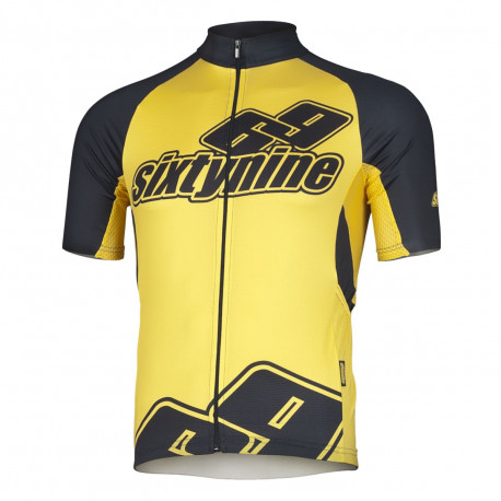 cyclo jersey ULTIMA  design SIXTYNINE TEAM