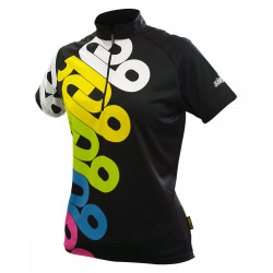 cyclo jersey SPORT design RAINBOW